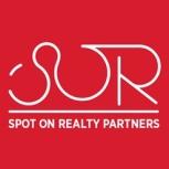 Running Logo Spot On Realty